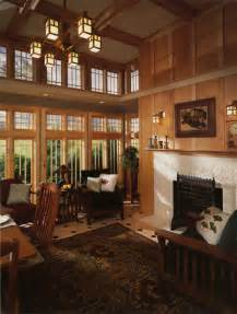 arts and crafts homes interiors living room decorating ideas arts and crafts home