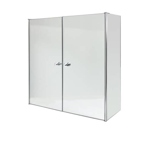Bathroom Wall Mirrors Shaving Mirrors And Bathroom Stainless Steel Mirrored Bathroom Cabinet