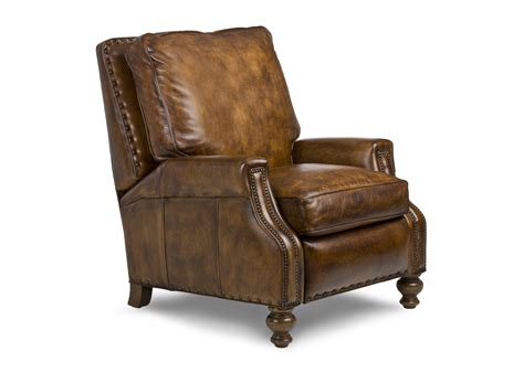 hancock and moore leather recliner handcrafted furniture by hancock and moore
