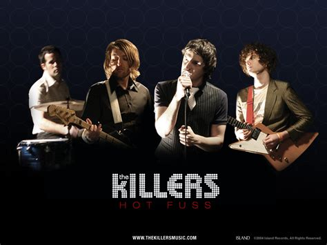 themes music com the killers wallpaper all about music