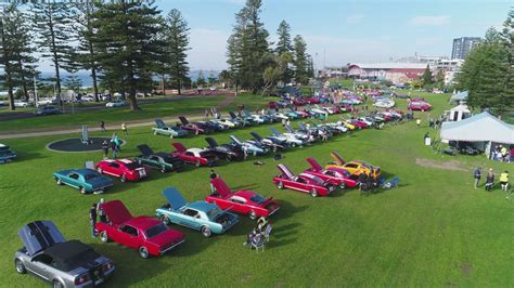 mustang club of australia mustangs on show in wollongong photos magnet