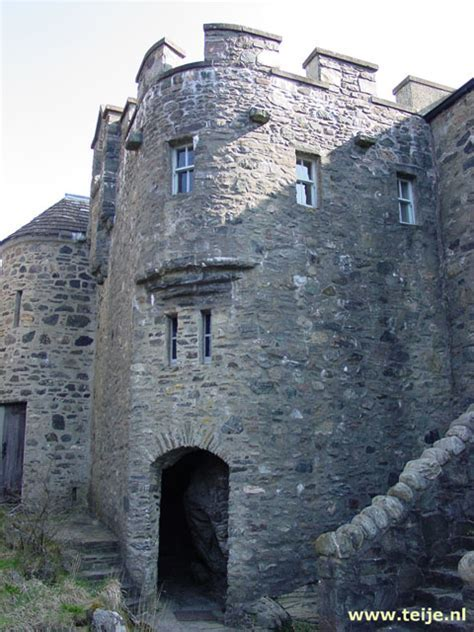 Scotland, pictures of castles we visited