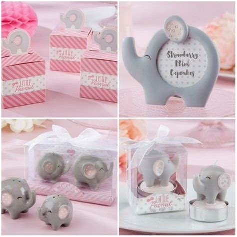 elephant baby shower favors ideas pink and grey elephant baby shower favors from hotref