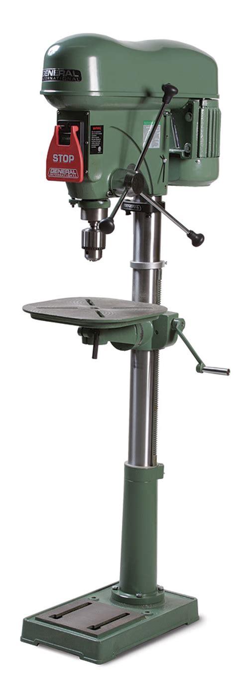 How To Get International Press General International 75 260 M1 Drill Press Finewoodworking