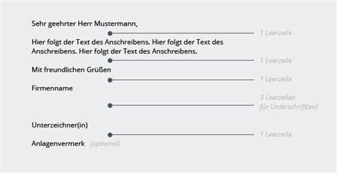 Anschreiben Aufbau Zeilen Briefkopf Bis Brieffu 223 Gesch 228 Ftsbrief Aufbau Und Gestaltung