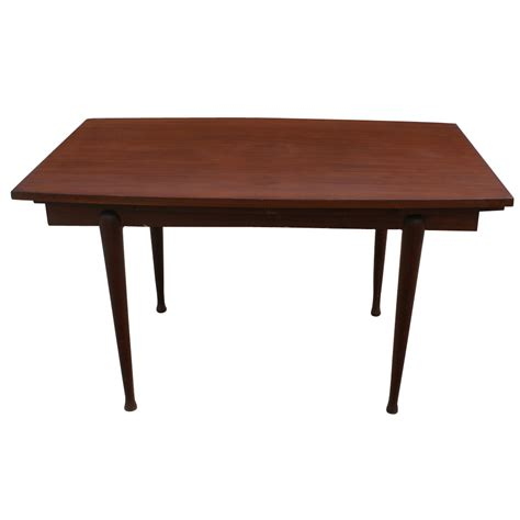 vintage danish mahogany dining extension table mr10464