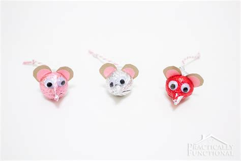 Valentines Kisses by Hershey S Kisses Mice For S Day