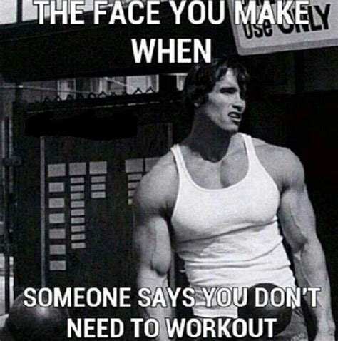 Arnold Gym Memes - gym humor that s crazy talk health fitness and