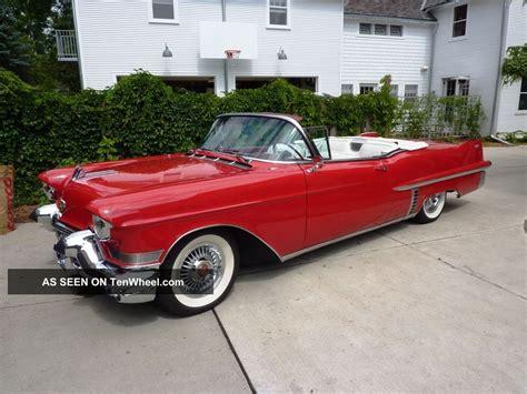 1957 cadillac series 62 2 door convertible