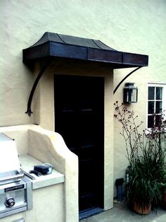custom door window awnings for homes globe canvas soapp 1000 images about copper awning on pinterest metal