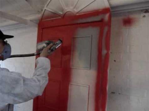spray paint doors spray paint doors