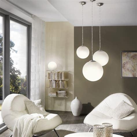 eglo leuchten eglo 85261 rondo small opal white glass globe pendant light