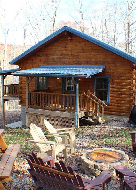 Getaway Cabins by Silver Fox 3 Bedroom Cabin In Hocking At Getaway