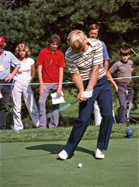 jim flick golf swing jim flick and jack nicklaus tee the ball higher on a par