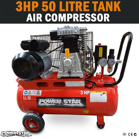 belt driven 3 power 12cfm air compressor portable 300l min aircompressor ebay
