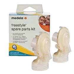 medela swing breast pump spare parts medela freestyle swing maxi spare parts kit kulily com