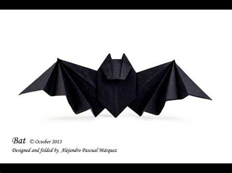 Origami Logo Tutorial - easy origami bat origami tutorial