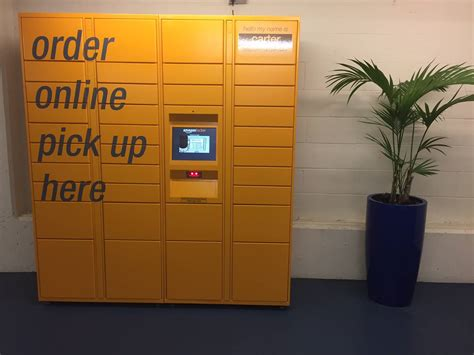 amazon locker amazon locker carter royals shopping centre