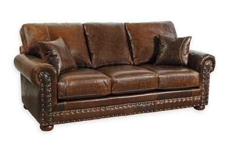 western sofa and loveseat western sofa ranch foreman sofa thesofa