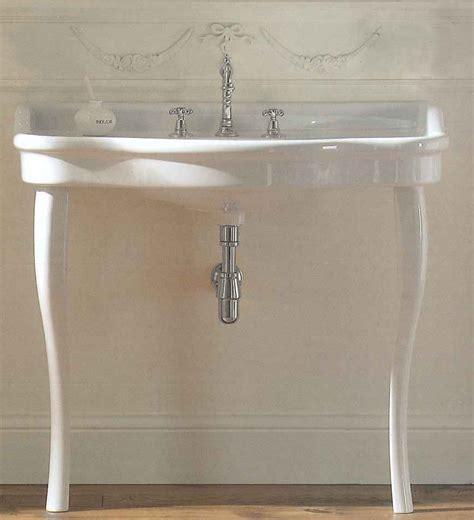 consolle bagno classico classico lavabo consolle liberty erica casa