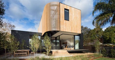 ivanhoe house extension  modscape contemporist