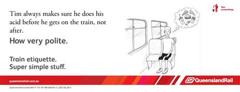 Queensland Rail Meme - image 334291 queensland rail etiquette posters know your meme