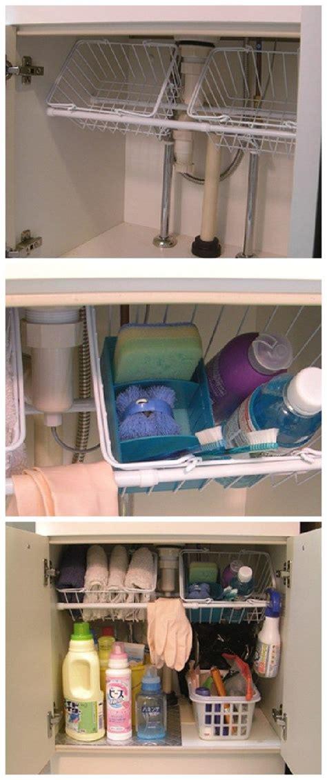 under kitchen cabinet storage ideas best 25 under kitchen sinks ideas on pinterest under
