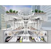 Transbay Transit Center Build Begins  Autoevolution