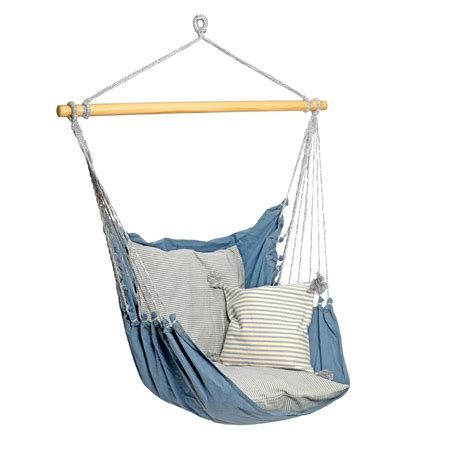 Haengesessel Relax by H 228 Ngesessel Relax Xl Streifendesign Baumwolle Ohne