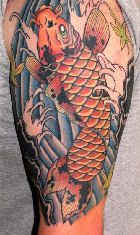 tattoo koi bedeutung 34 koi tattoo designs ein symbol f 252 r st 228 rke gl 252 ck erfolg