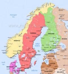 map of europe scandinavia scandinavia map by freeworldmaps net
