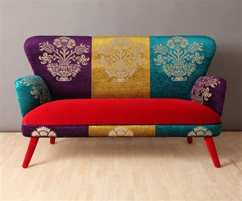 10 Sale Colorful Gobelin Sofa