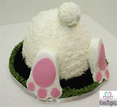 Decorating Bunny Cake easter bunny cake decorating ideas decorationy