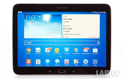 Samsung 10 Inch samsung galaxy tab 3 10 1 review android tablet reviews