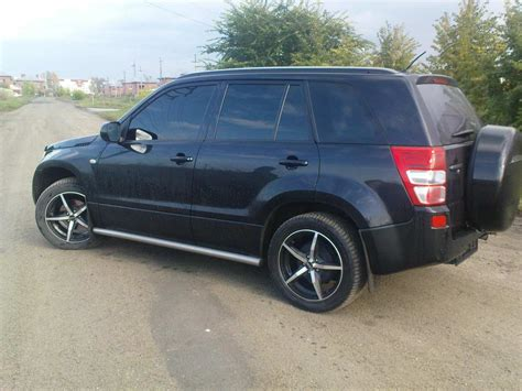 Suzuki Vitara 4wd Problems Troubleshooting 4 Wheel Drive Problems Autos Post
