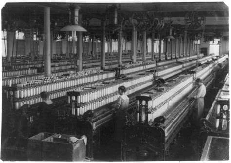 Mills To With The by File Spinning Room In Indian Orchard Cotton Mill Jpg