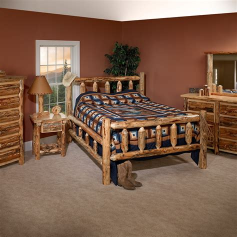 lodge bedroom furniture bedroom furniture pine