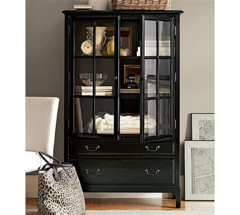 bronson bookcase pottery barn