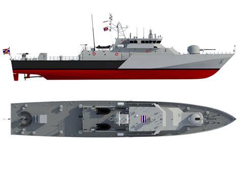 model boat guns defense studies the royal thai navy launched m58 patrol