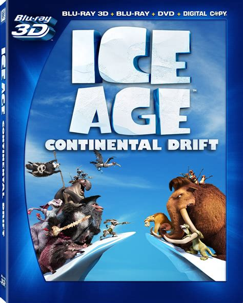 ice age 4 continental drift dvd ice age 4 dvd poster www pixshark com images galleries