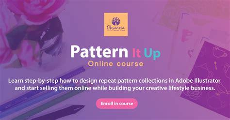 pattern design course online video top 5 spoonflower tricks for textile designers 2018