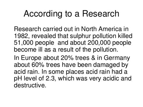 research paper on acid acid pollution research paper essaylounge x fc2