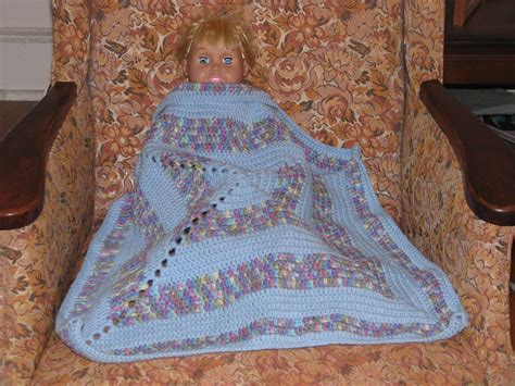 knit doll blanket craft attic resources doll blankets and pillow patterns