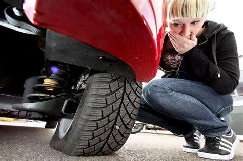 Motorrad Reifen Platt by Reifen Platt Und Kein Ersatzrad Dabei Acht