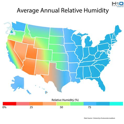 humidity map usa humidity maps will help you see how fresh water generator