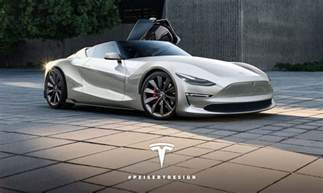 next generation tesla roadster will be a convertible says