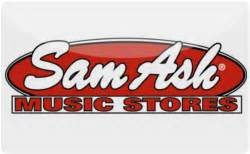 sam ash gift card discounts comparison chart - Sam Ash Gift Card