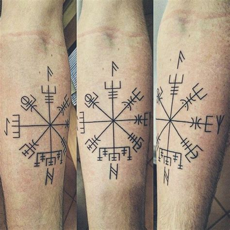 25 best ideas about vegvisir on pinterest runes viking