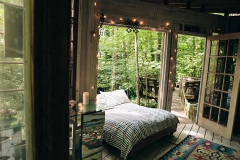 tree house bedroom magical treehouse with recycled materials home design