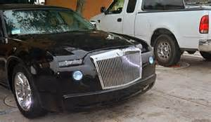 Chrysler 300c Rolls Royce Chrysler 300c Met Rolls Royce Aspiraties Autoblog Nl